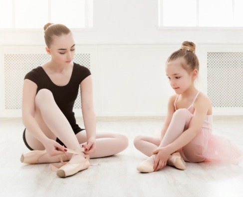 The New Forest Academy of Dance helps you learn with confidence.