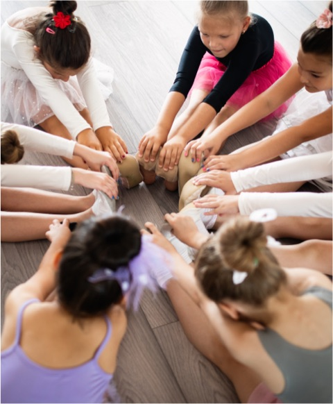 Learn how to dance with New Forest Academy of Dance.