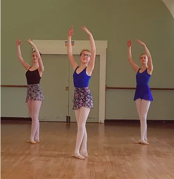 Learn classical ballet with New Forest Academy of Dance.