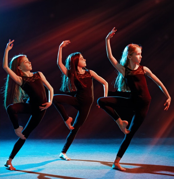 Discover contemporary dance with New Forest Academy of Dance.