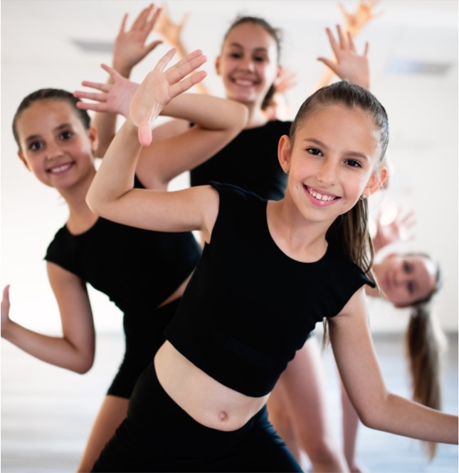 Explore musical theatre with New Forest Academy of Dance.