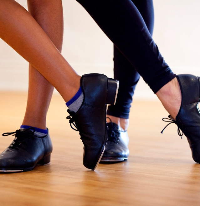 Learn tap dancing with New Forest Academy of Dance.
